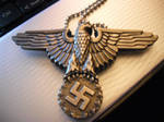 Nazi Knife Necklace