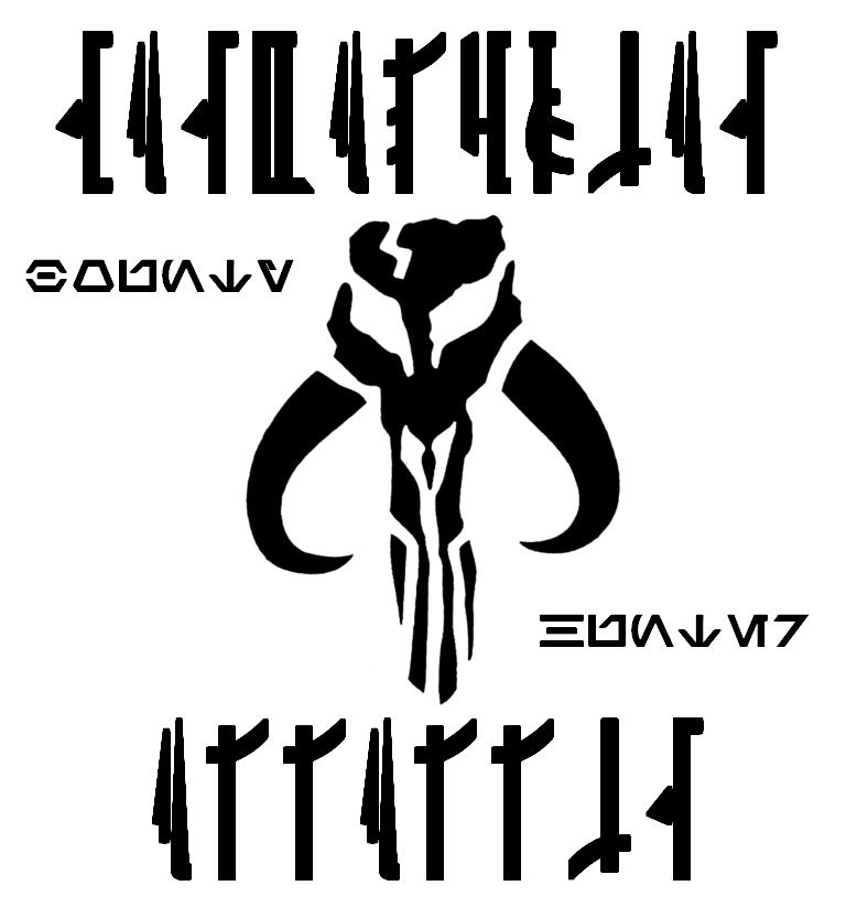 Mandalorian Assassin Tattoo By Xteknowolfx On Deviantart
