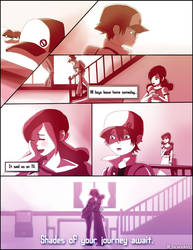 Pokemon Kanto - Shades of Your Journey Page 1 by branden9654