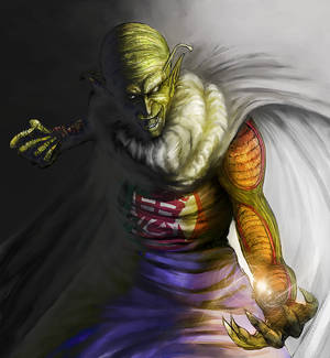 The Great demon King Piccolo