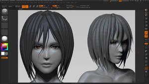 Mikasa Ackerman(wip1)