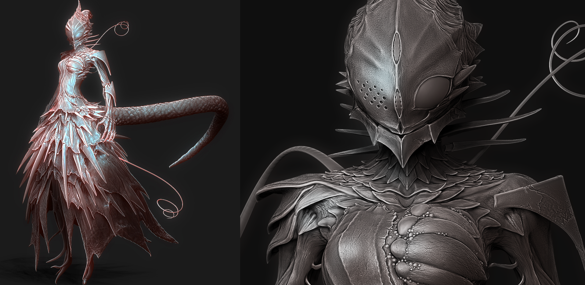 Knights of Sidonia - Tsumugi(wip3) by tetsuok9999