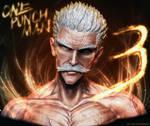 OnePunch-Man Silver Fang