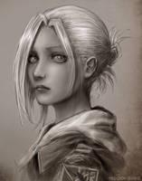 Annie Leonheart by tetsuok9999