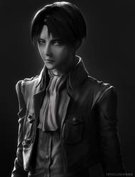 Levi by tetsuok9999