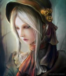Bloodborne - Plain Doll by tetsuok9999