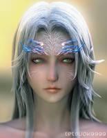 Dark Souls - Crossbreed Priscilla(wip4)