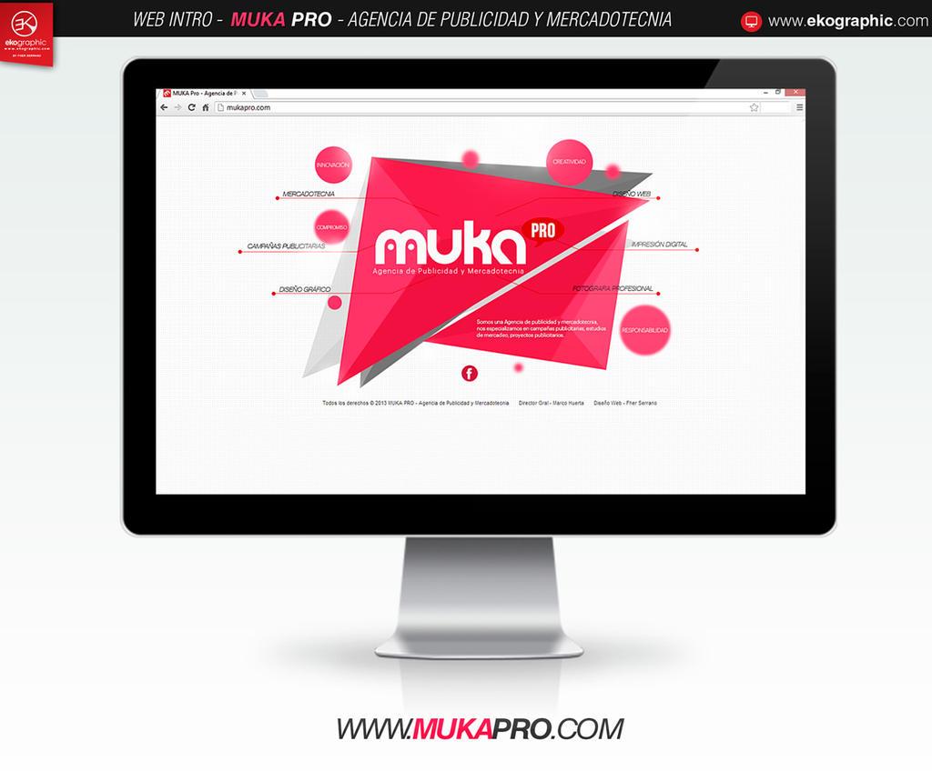 Muka pro agencia de publicidad y mercadotecnia by for Agencia de publicidad