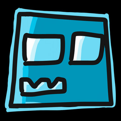 GD Icon art: TheLegendaryDolphin by DestroyerXL44