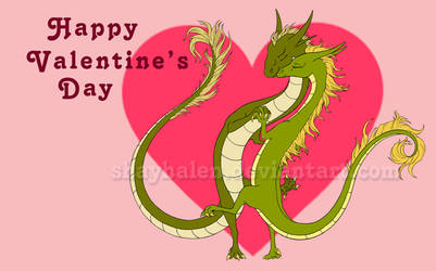 Valentine: Dancing Dragons
