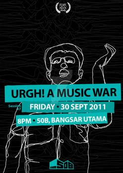 No.4: Urgh, A Music War