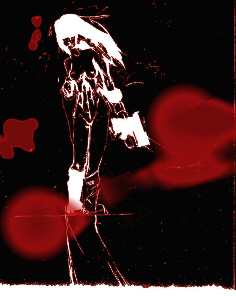 Matter of blood by Kali-Devil