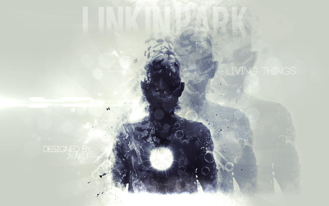 linkin park living things desktop wallpaper by