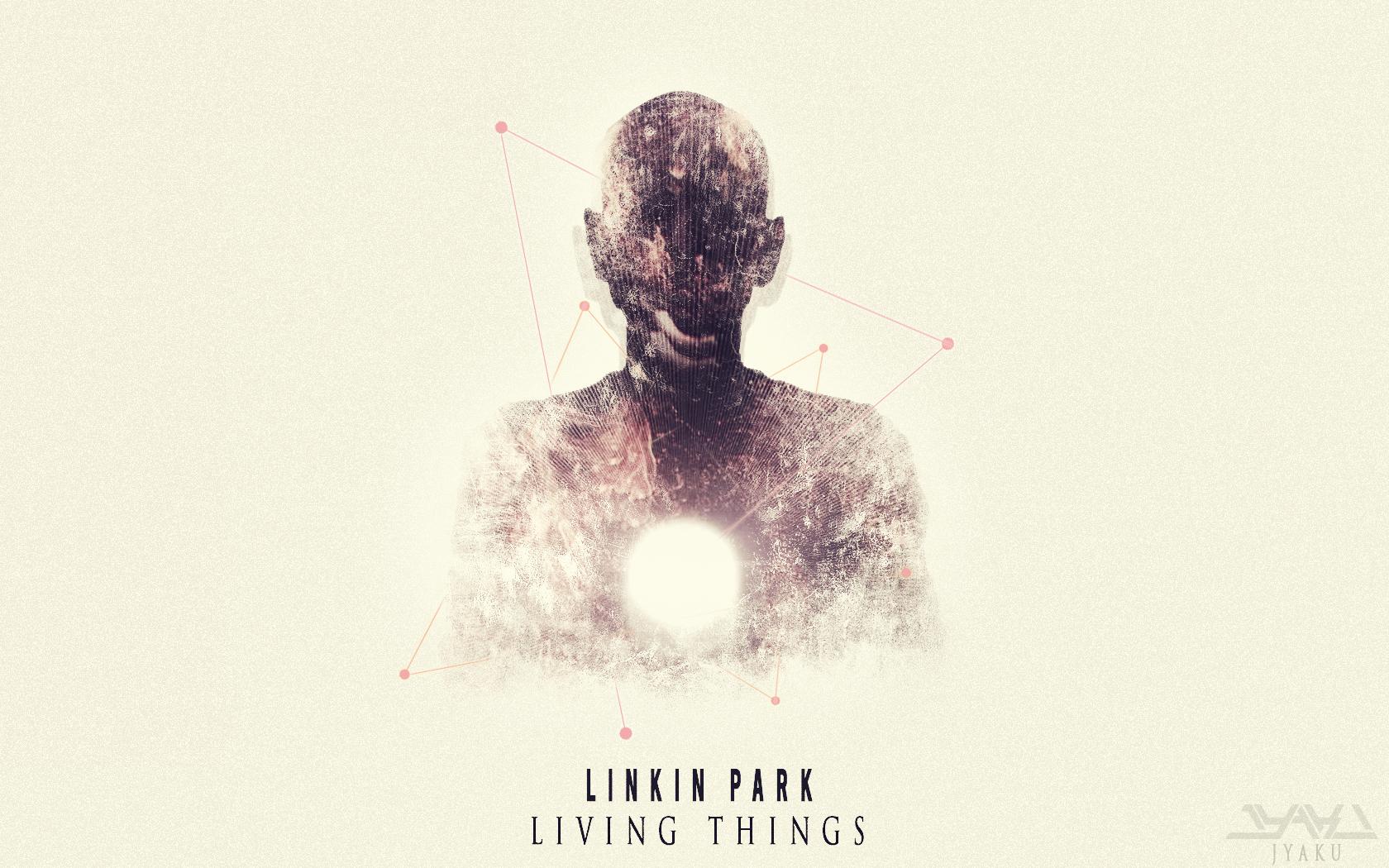 Linkin Park Living Things Wallpaper By Jyakudesigns On Deviantart