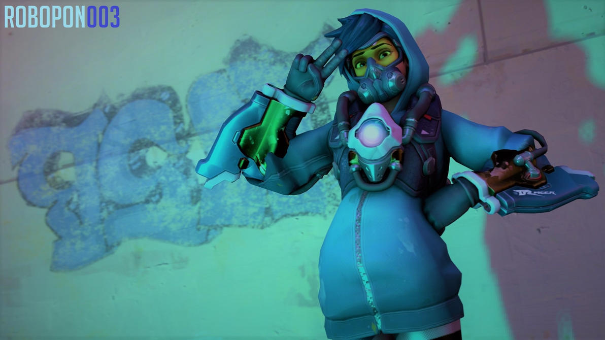 [SFM] Graffiti by Robopon003