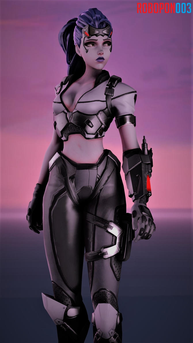 [SFM] Talon Widowmaker by Robopon003