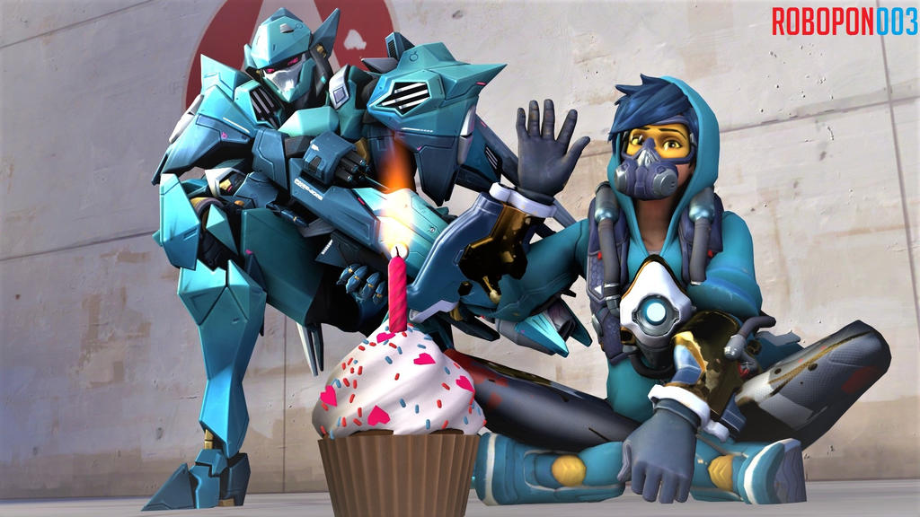[SFM] Happy Birthday 2 by Robopon003
