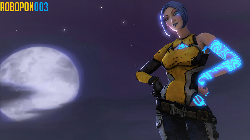 [SFM] Sirens Sing Under the Moon by Robopon003
