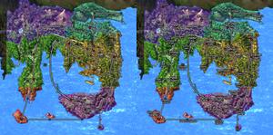 Kanto Region Map by PokemonScarletVersio