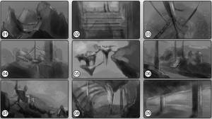Environment Thumbnails by Ahrjey