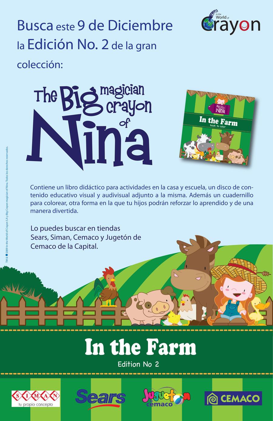 Afiche Promocional para Libros by Rockusho