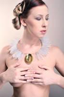 Cicada necklace by Ajsena