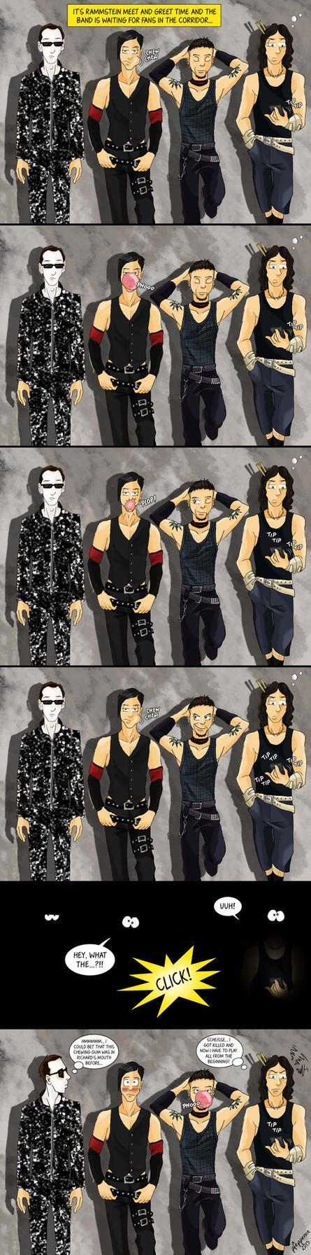 Rammstein favourites by kdick0987654321 on deviantart dr albicilla 45 24 our guys are bored by pfepperon m4hsunfo