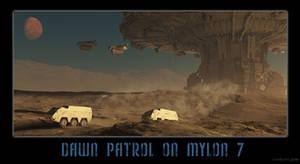 Dawn Patrol on Mylon 7