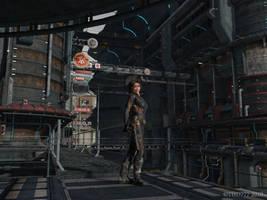 Urban Mercenary by thd777