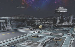 Mining Colony on Petra V by thd777
