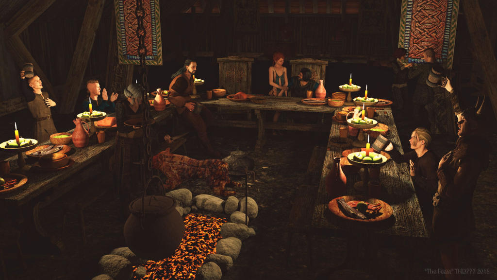 The Feast by thd777