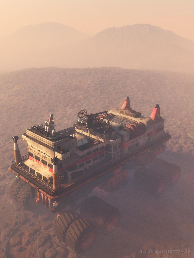 Land Cruiser by thd777