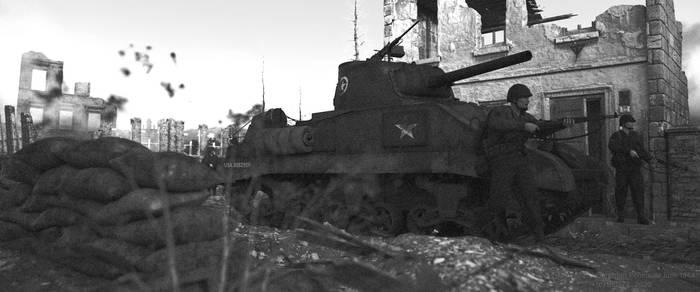 Carentan Peninsula June 1944