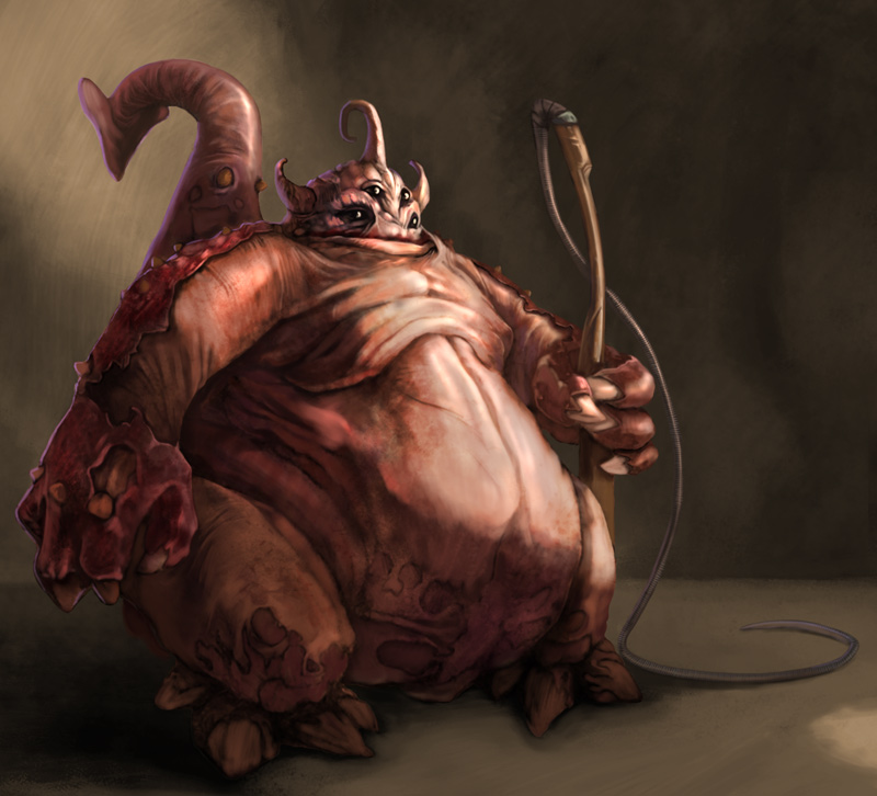 The Fatdevil by ilkerserdar