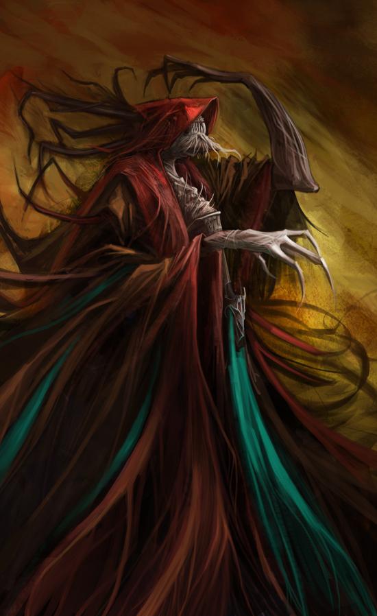 Wraith by ilkerserdar