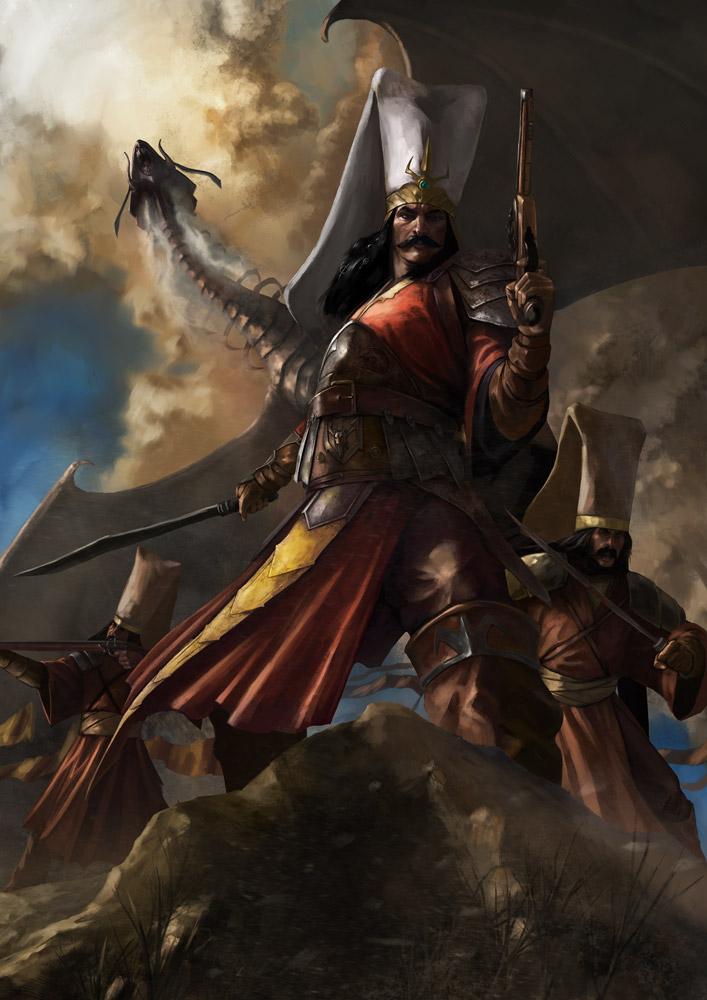 Cw yavuzalp by ilkerserdar on deviantart - Ottoman empire assassins creed ...