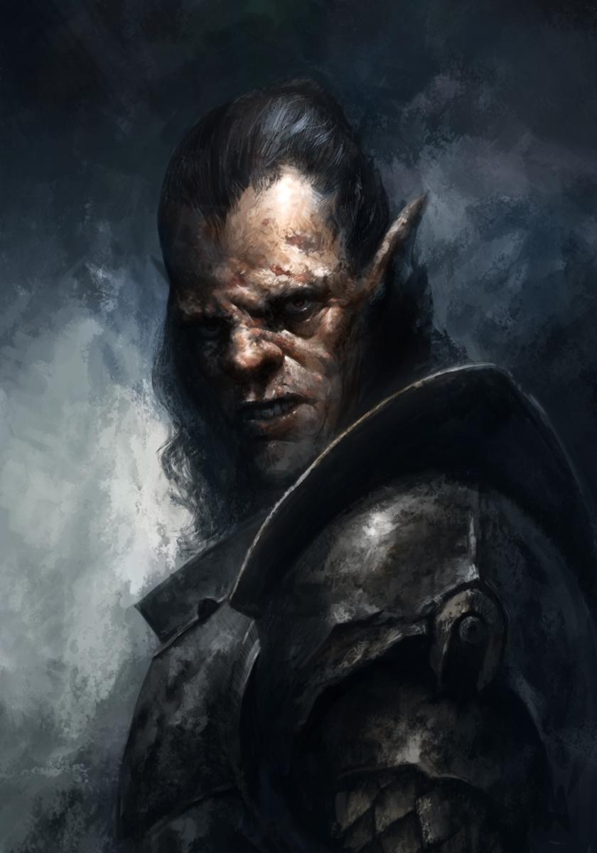 Knight by ilkerserdar
