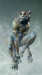 Demon by ilkerserdar