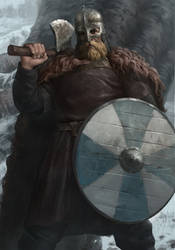 Viking by ilkerserdar