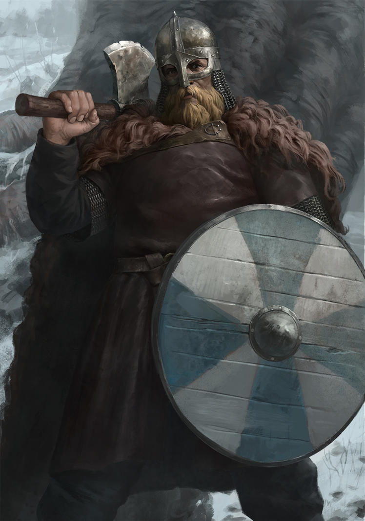 Viking by ilkerserdar