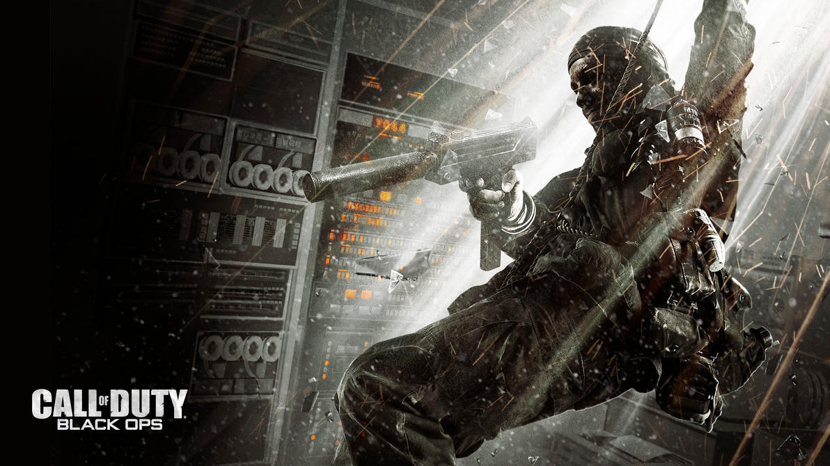fondos de pantalla gam... Call Of Duty Black Ops Wallpapers