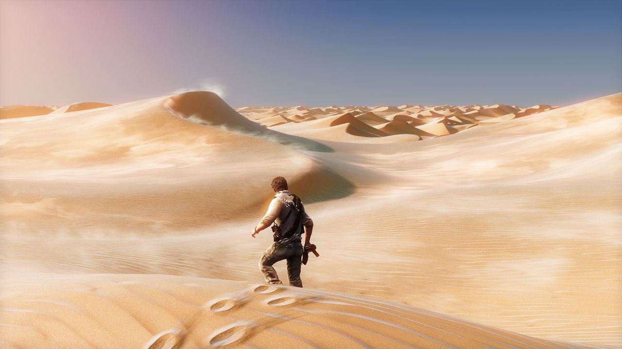 UNCHARTED 3 HD Wallpaper by lam851