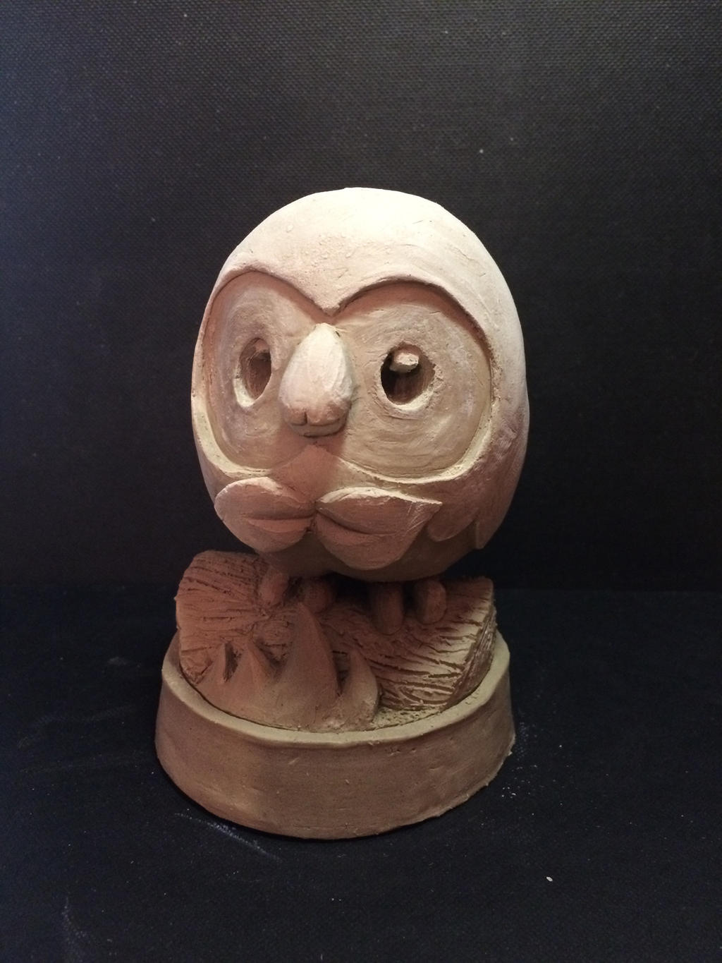 Clay Rowlet by Meylow