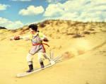 Sandboarding by Naty2j