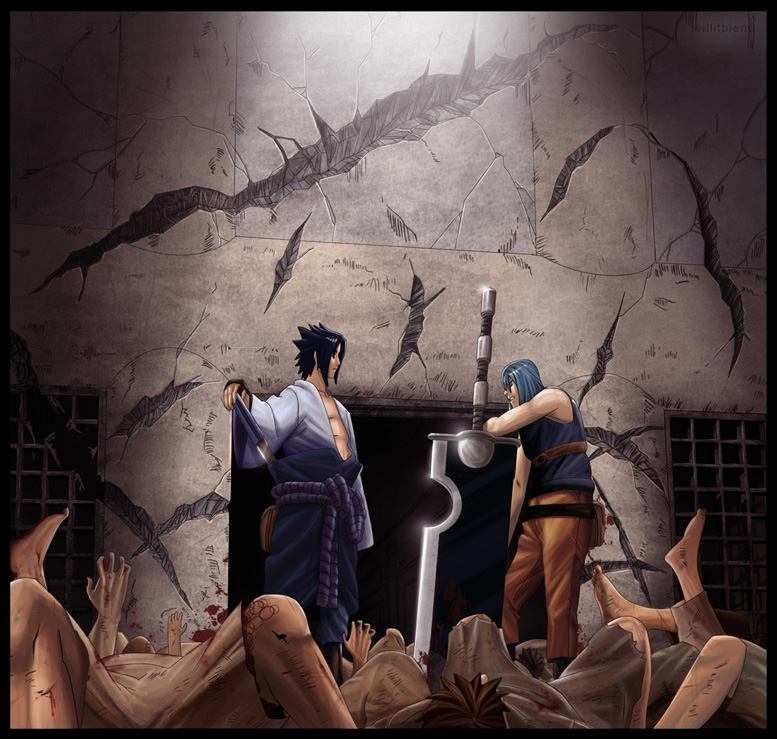 Naruto Shippuuden Demon Sasuke. Posted by nt at 11:42 PM