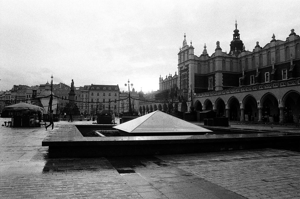Cracow by Redwis
