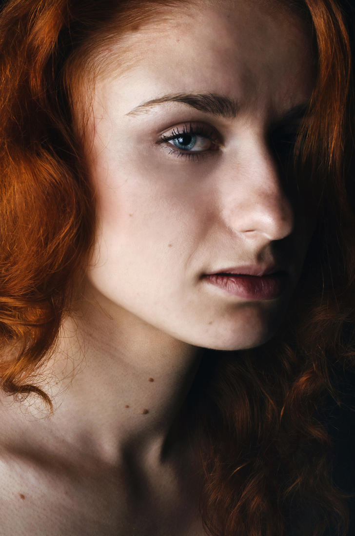 RED HEAD by Redwis