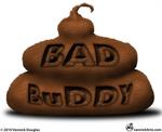 Bad Buddy Comic Logo