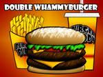 Burger Buddy Fast Food Menu