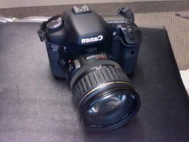 My New Camera: Canon EOS 7D by vannickArtz